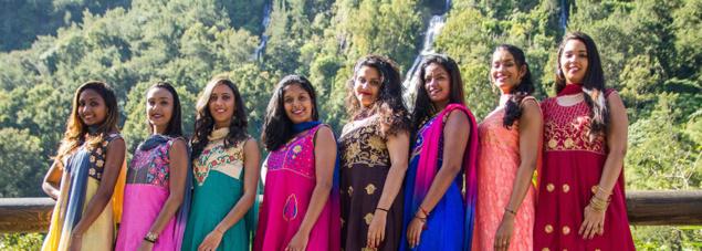 Miss India Réunion 2019: les 8 candidates