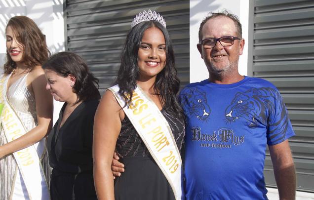 Audrey Beaudet élue Miss Le Port 2019: les photos de l'élection