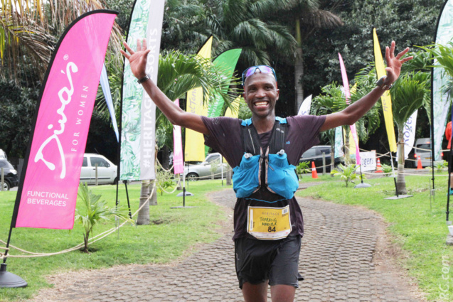 Thabang Madiba s'est offert une belle victoire sur la course reine