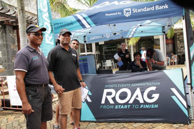 L'équipe de ROAG veille au grain
