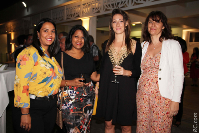 Zahedad Galhed, Nathalie Ajaguin, Alice Prevost et Karine Hammermann de Zoorit