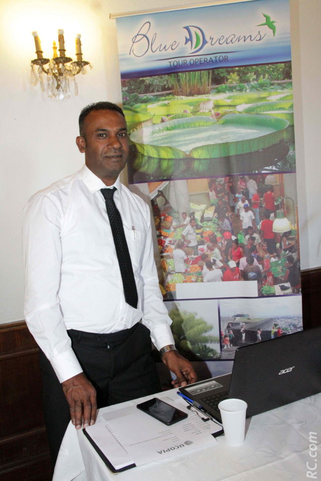 Tourisme: l'île Maurice fait sa promotion dans le Sud