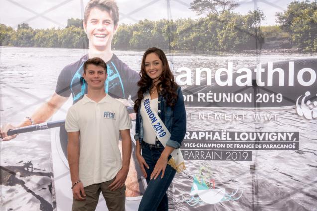 Raphaël et Morgane vont marcher pour La Réunion et pour la planète