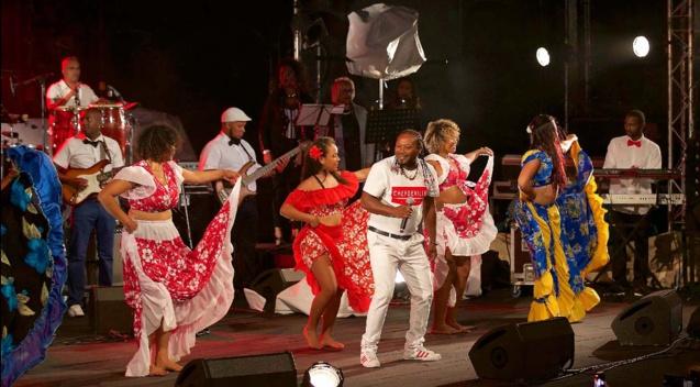 La Flamme Kréol 2019 au Téat de Saint-Gilles: la soirée du samedi