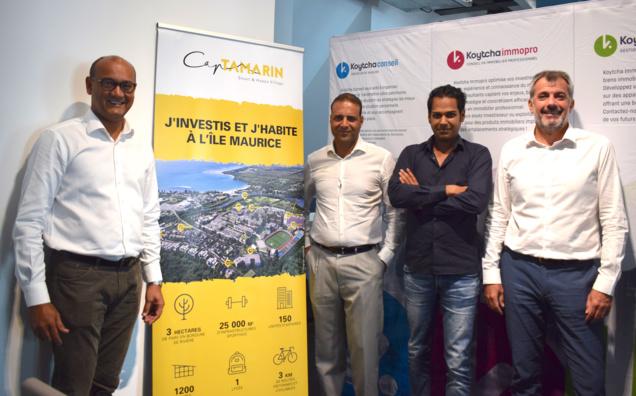 Trimetys et Koytcha Immobilier s'associent pour la commercialisation du projet