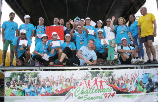 Pour la deuxième fois, Saint-Joseph remporte le Challenge des Seniors