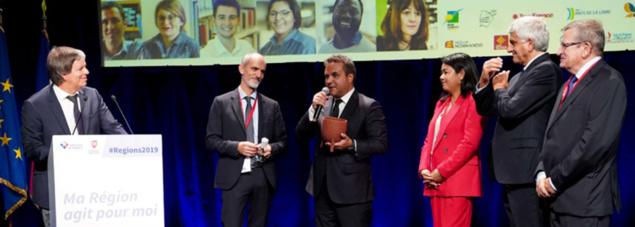 Prix de l'Innovation pour le soutien aux TPE/PME pour la Région Réunion