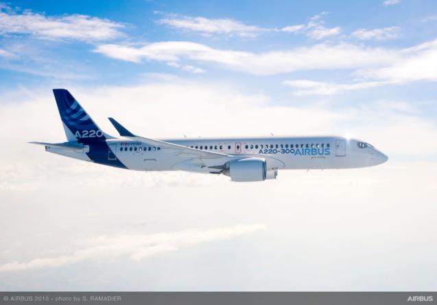 Un avion plus moderne à tous points de vue