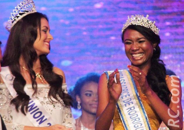 Anne Murielle Ravina: Miss Rodrigues découvre La Réunion