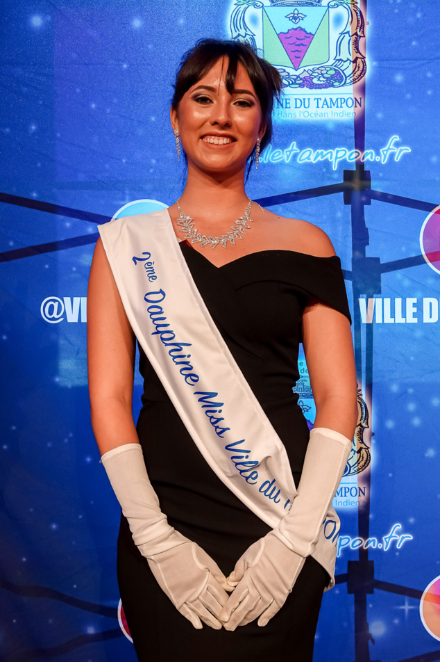 Miss Ville du Tampon 2019: toutes les photos de l'élection remportée par Stacy Boucher