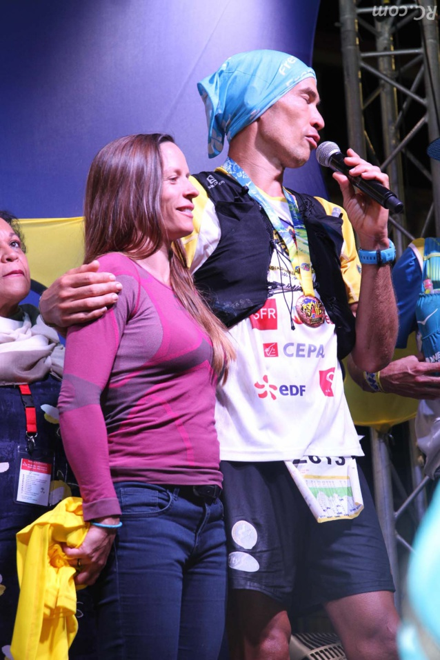 Nicolas et Julie Rivière