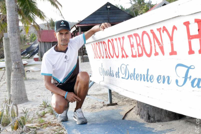 Frédéric Duchemann embarqué sur les 25 km du Trail du Solitaire