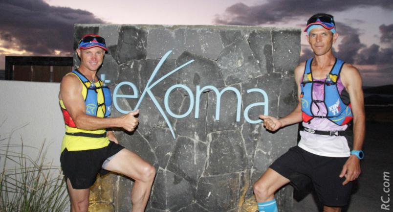 Robert et Joseph Robert: «Le Trail de Rodrigues, té comme ça!»