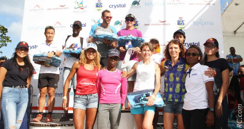 Les champions et les championnes des 50 km