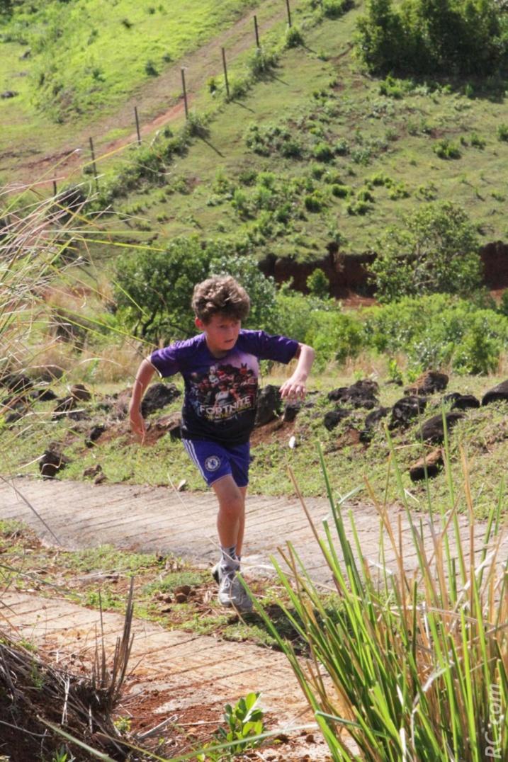 Les plus jeunes étaient sur le circuit de 5 km