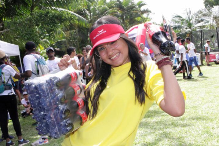 Le joli sourire de Audrey, «Miss Coca-Cola»