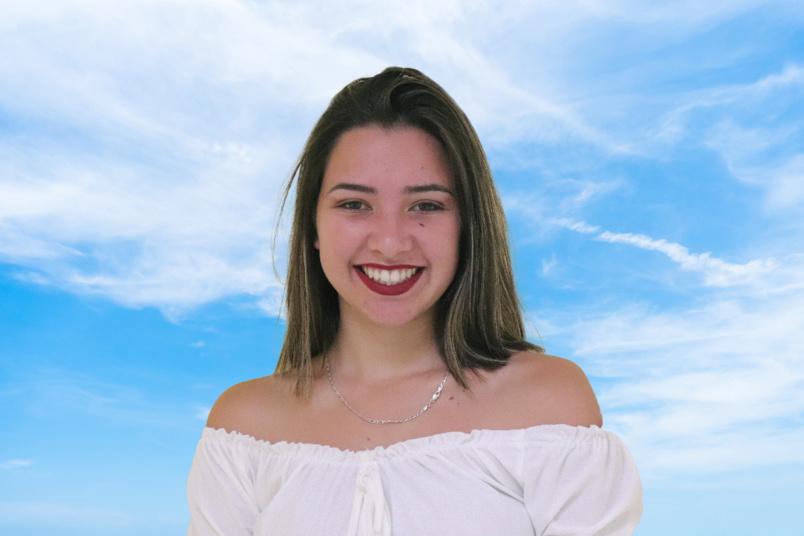 N°6: Melina Emeline Siby - 18 ans - 1m64