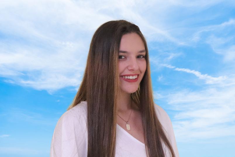 N°10: Elisa Corré - 18 ans - 1m69