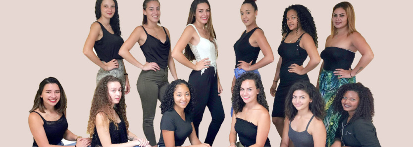 Miss Plaine des Cafres 2020: les 12 candidates