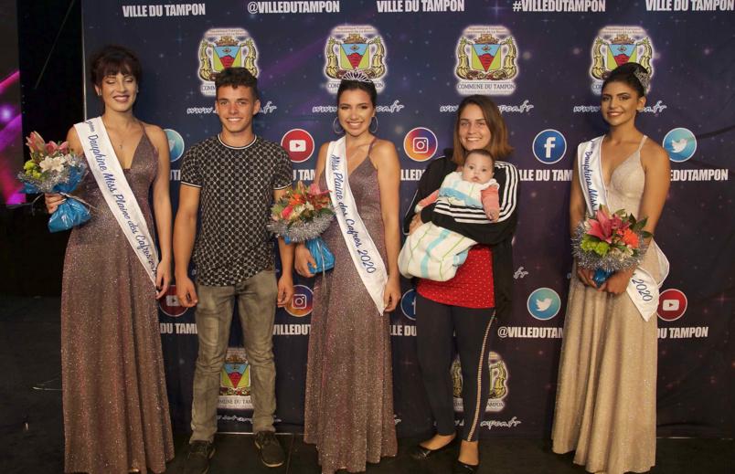 Mélina Siby élue Miss Plaine des Cafres 2020: toutes les photos
