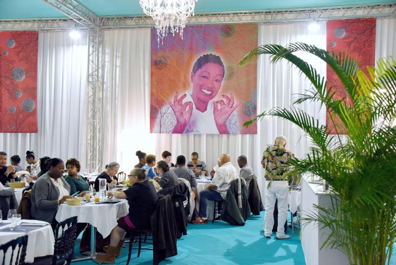 """Le restaurant """"La Case de Babette"""""""