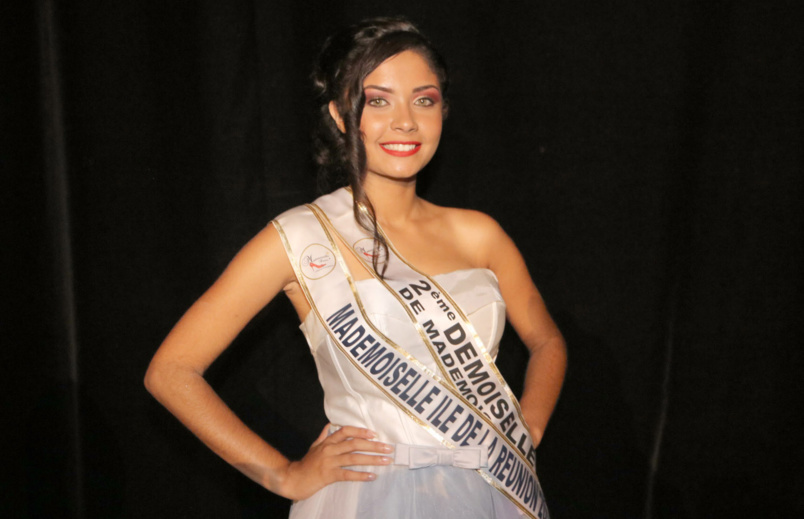 Laura Turpin, Mademoiselle Ile de la Réunion 2019, avait été élue 2ème Demoiselle Mademoiselle France 2019