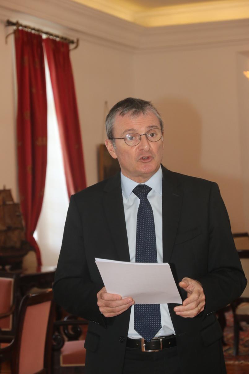 Jacques Billant se dit déterminé à lutter contre le chômage