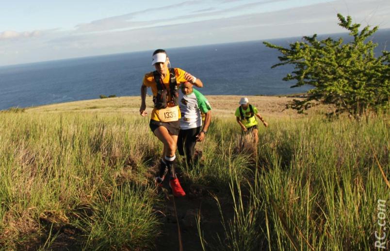 «La Lionne» Isabelle Lamy a dominé l'épreuve des 15 km