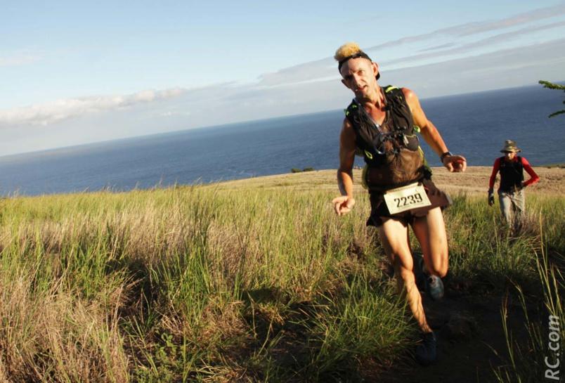 Pierre Hoareau, 8ème des 28 km