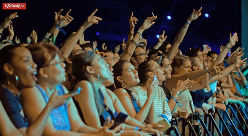 Francofolies 2020 à Saint-Pierre: énorme succès!