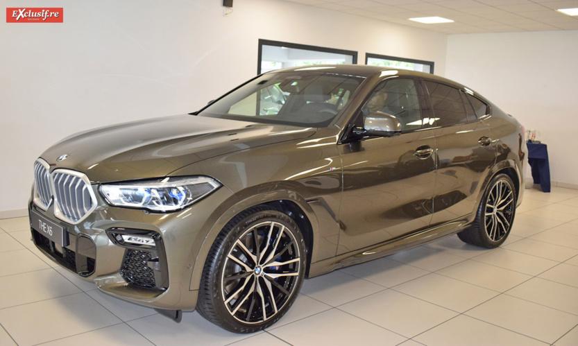 The X6, la nouvelle BMW X6
