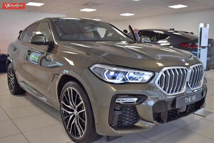 The X6: le nouveau grand SUV de BMW