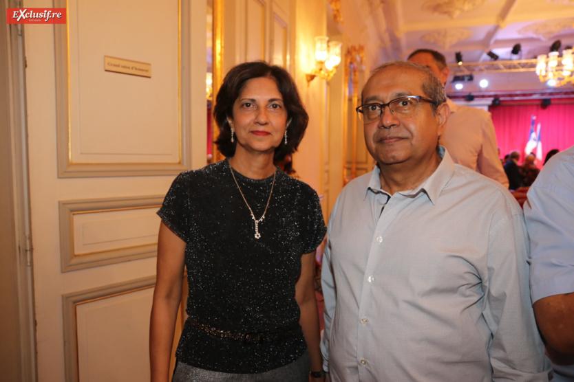 Younous Ravate nommé officier dans l'Ordre National du Mérite