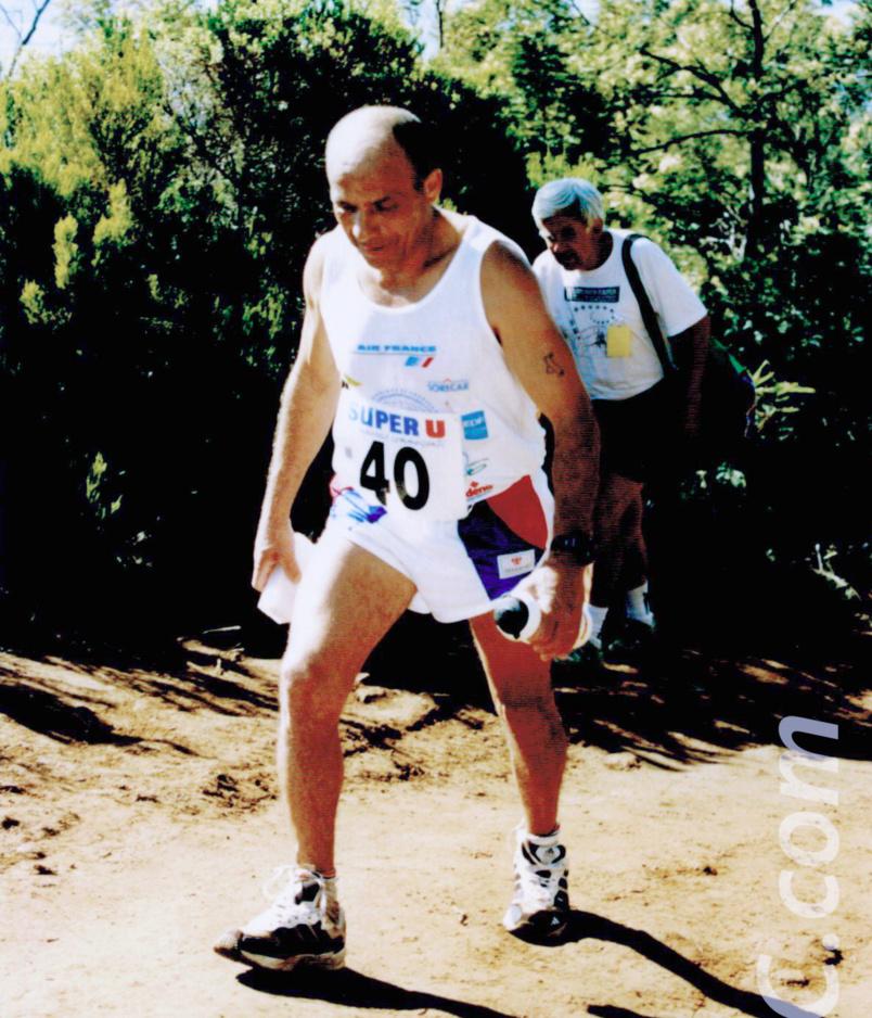 Jacques Asson, coureur engagé en Open