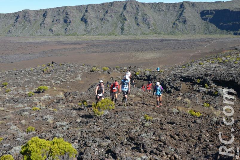 Une escapade dans la Plaine des Sables, un moment magique du Trail du Volcan