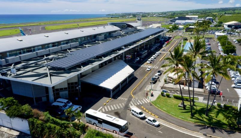Il y aura de plus en plus de vols en provenance de métropole et de Mayotte...