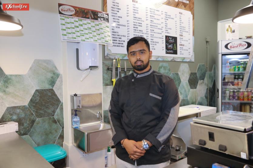 Hassan Ravat, le dynamique directeur général de Meat & Cow