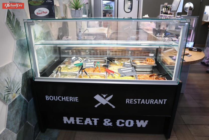 Meat & Cow à Saint-Denis: nouvelle adresse branchée