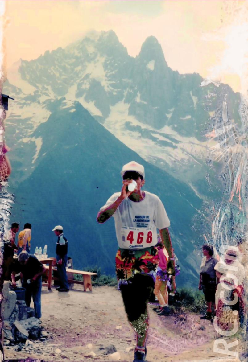 Plusieurs Réunionnais ont participé au Cross du Mont-Blanc