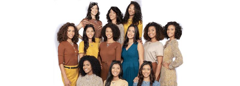 Miss Réunion 2020: les 12 candidates