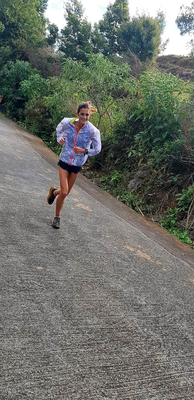 Victoria Devouges, vainqueur sur les 25 km