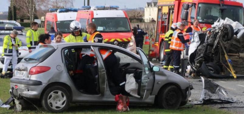 Une augmentation inquiétante d'accidents mortels depuis le déconfinement...