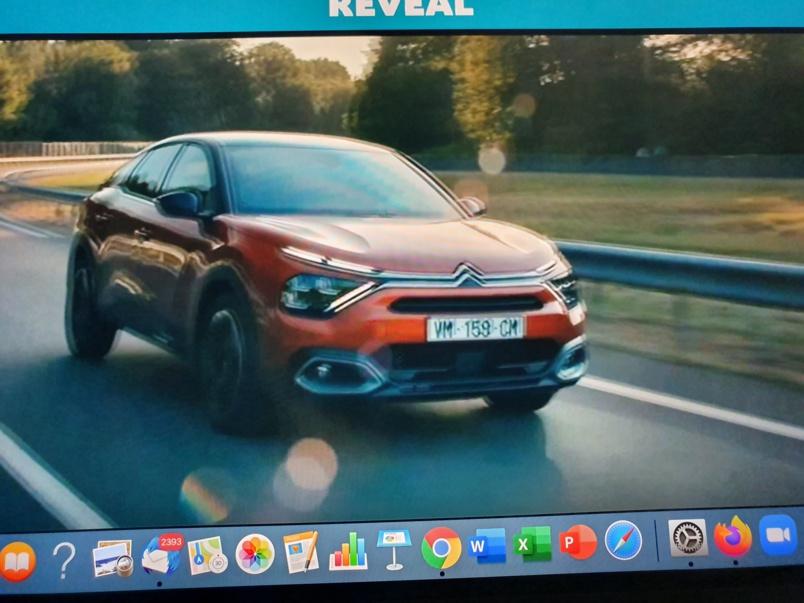 Citroën nous promet une voiture de très bon niveau