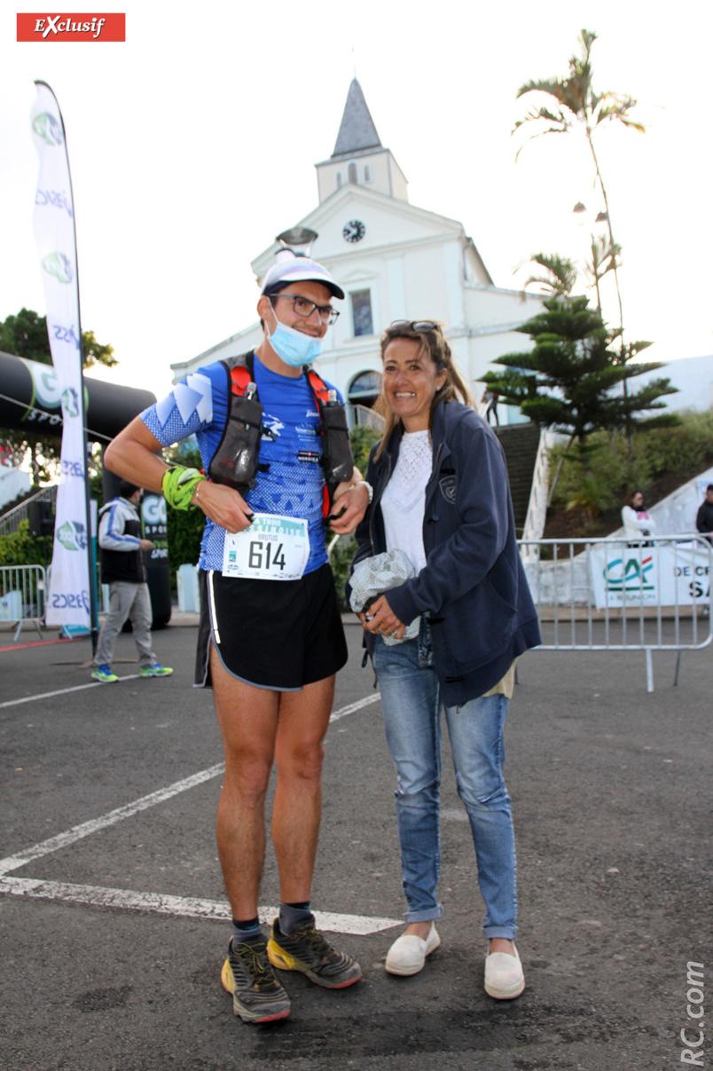 Beverley Brutus a mouillé son maillot à la Trois-Bassinoise