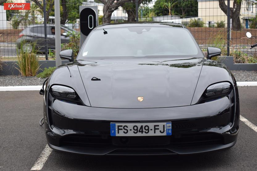 """Une """"gueule"""" de Porsche assurément..."""
