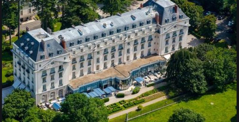 Le prestigieux Waldorf Astoria Versailles-Trianon Palace va accueillir toute la délégation Miss France pendant quelques jours