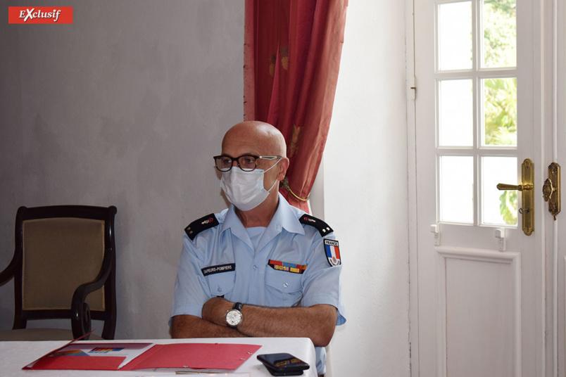 Eric Faure, contrôleur général