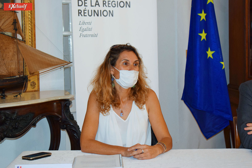 Isabelle Fouquart, Coordinatrice académique risques majeurs au Rectorat de La Réunion