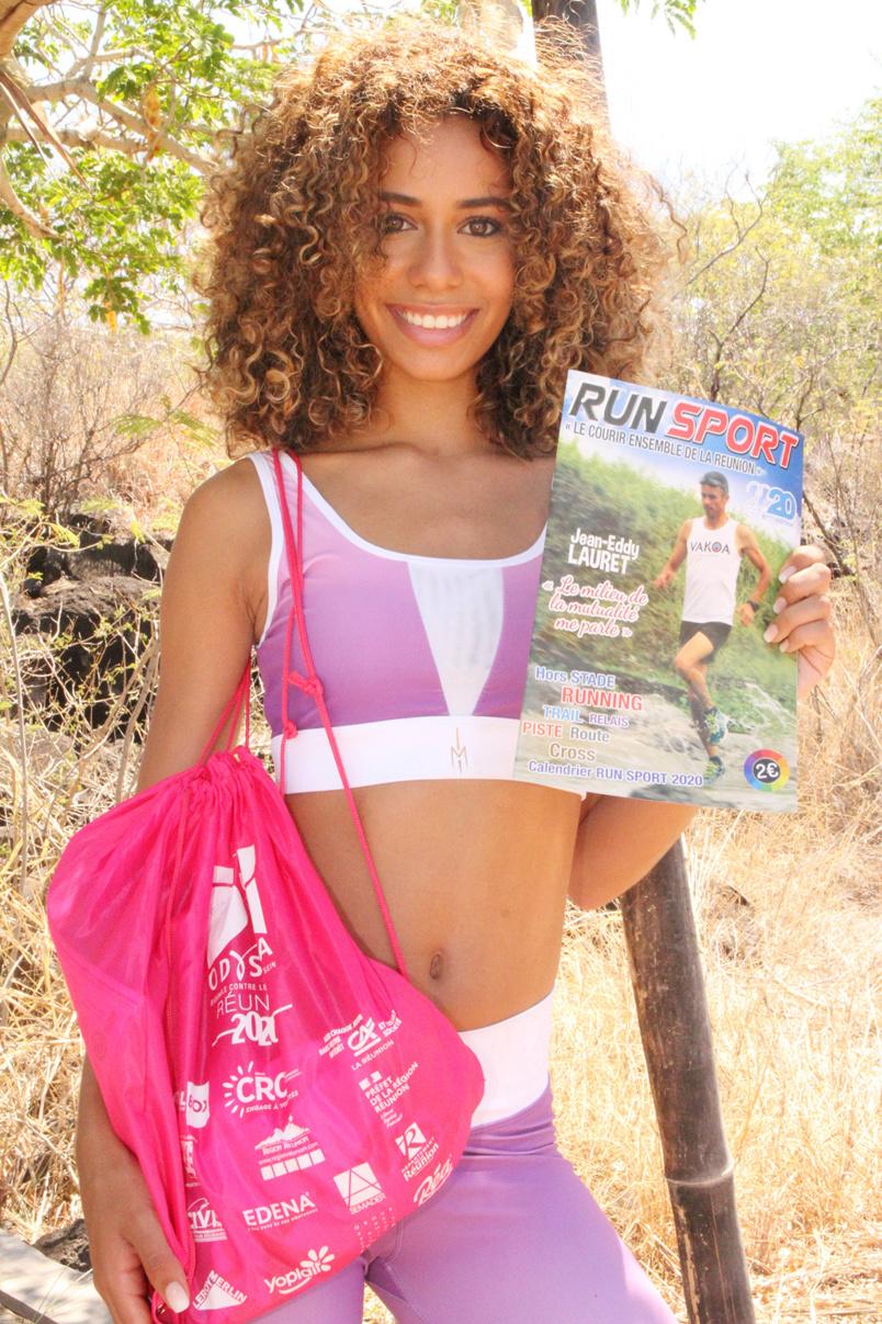 : Elle a adopté Run-Sport