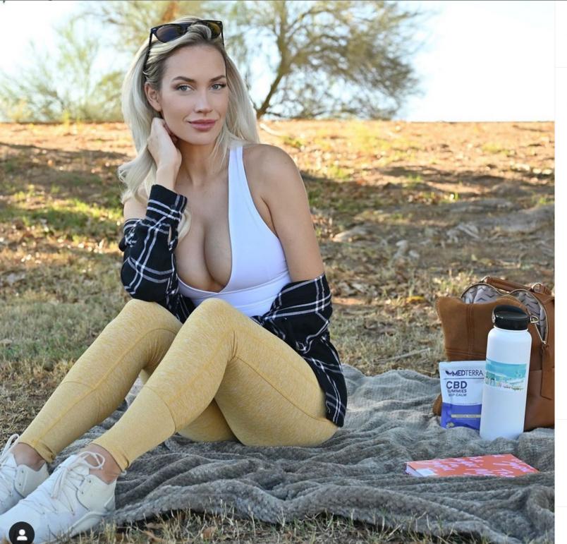 Paige Spiranac, la golfeuse sexy qui fait le buzz: découvrez ses photos